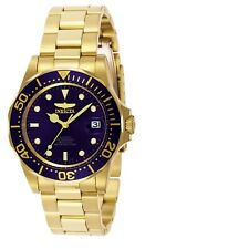 Invicta Men's 8930 Pro Diver Automatic Gold-Tone Stainless Steel Watch