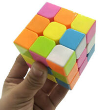 ABS Magic Smooth Professional Twist Cube Rubik With Base Fast 3x3 Speed Puzzle