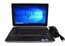 Dell Latitude E6320 Laptop i5 CPU 2.5GHz 4/8/16GB RAM 160GB+ HDD OR SSD
