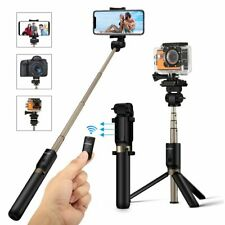 BlitzWolf Bluetooth Extendable Phone Selfie Stick + Wireless Remote Tripod Stand