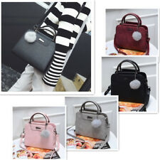 Women Leather Crossbody Handbag Shoulder Bag Purse Tote Messenger Satchel