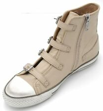 ASH WOMAN SNEAKER SHOES CASUAL FREE TIME LEATHER CODE 87462 VIRGIN