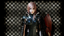 """Final Fantasy 13 XIII Lightning Returns - 41"""" x 24"""" Anime Large Wall Poster wide"""