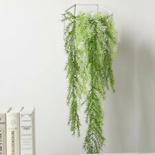 1m Artificial Ivy Green Garland Plants Vine Fake Foliage Flowers Decoration