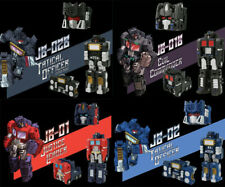 5CM Mini Transformers G1 Masterpiece Optimus Prime SoundWave Action Figure Toy