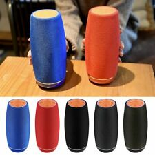 Portable Bluetooth Wireless FM Stereo Speaker TF AUX USB Radio Subwoofer Speaker