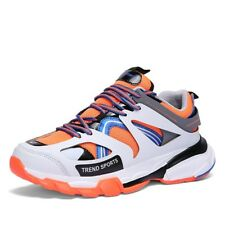 Mens Casual Athletic Sneakers Trend Sports Shoes Youths Fashion Running Shoes