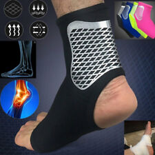 Ankle Brace Support Guard Sports Fitness Pain Tendon Strap Foot Sport Protector