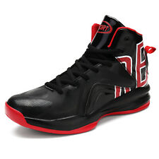 Mens F6 Basketball Shoes Athletic Trainer Sport Sneakers Personality High-Top