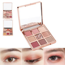 9 Colors Eyeshadow Palette Beauty Makeup Shimmer Matte Eye Shadow Cosmetic 9g
