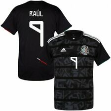 ADIDAS RAUL JIMENEZ MEXICO HOME JERSEY GOLD CUP 2019.