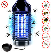 Electric UV Insect Killer Mosquito Fly Pest Bug Zapper Catcher Trap LED Light