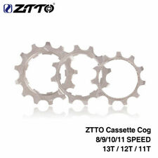 ZTTO Road Bike MTB Cassette Cog 8 9 10 11 Speed 11/12/13T Freewheel for Shimano