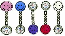 Nurse Lapel Clip Watch Unisex FOB Pocket Watch Ideal Gift for Nurses Medical
