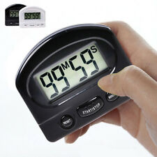 LCD Count Down Timer Seconds 4 button Reset Start Stop Minute Button Tool Screen