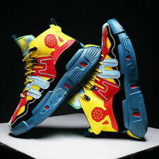 Men's Casual Shoes Sports Sneakers Athletic Shoes Fashion High-top Walking