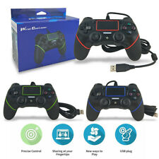 USB Gamepad Wired Controller,Playstation4 Controller for PC/PS4 Slim/PS4 Pro