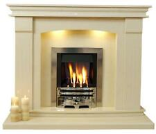Sheridan Marble Fireplace Surround 54 or 48 inch wide