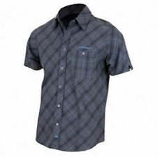 """URBAN BEACH MENS PUNTA SHIRT COTTON CHARCOAL SMALL 35"""" TO 37"""" LEFT CLEARANCE"""