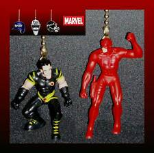 MARVEL HEROES CHARACTERS CEILING FAN PULLS (2 FIGURES) HULK, DAREDEVIL, ETC...