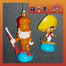 LOONEY TUNES CHARACTER-2 FIGURES FAN PULLS-MARVIN, FUDD