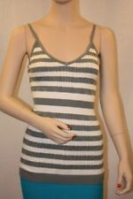 NEW BCBG MAXAZRIA COTTON RIBBED TUNIC TOP SIZE [S|M]