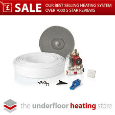 Water Underfloor Heating - High Output Kit covers 10m² with Pex-Al-Pex Pipe
