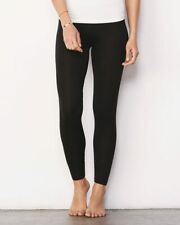 Bella Leggings Black Cotton/Spandex Pant 812 S-2XL NEW Yoga Fitness Running