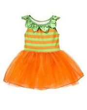 GYMBOREE PUMPKIN FAIRY DRESS HALLOWEEN COSTUME 6 12 18 24 4T 5T NWT