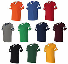 Augusta Sportswear V-Neck Jersey, Retro, 9 Colors (360)