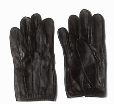 Hatch SG20P Durathin Police Security Sheriff Patrol Black Leather Duty Gloves