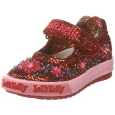 Lelli Kelly LK9435 Pretty Baby Red Mary Jane  Shoes NEW