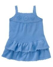 GYMBOREE GREEK ISLE STYLE BLUE SWEATER DRESS 6 18 3 4 5 NWT