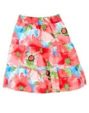 GYMBOREE BURST OF SPRING WATERCOLOR FLORAL SKIRT 3 4 5 6 7 8 9 12 NWT