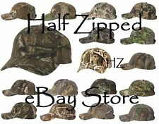 Kati Structured Camouflage Cap LC10 Baseball Hats 18 Patterns Realtree Mossy Oak
