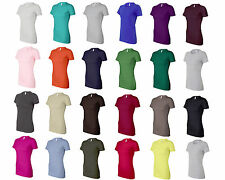 Bella My Favorite Tee, Ladies T-Shirt, 24 Colors & 5 Sizes, Womens  (6004)