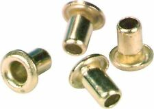 20 Copper Via Vias Plated Through Hole Rivets Hollow Grommets PCB Circuit Board
