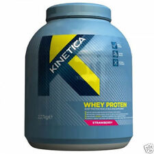 Kinetica Whey Protein 2.27kg + Free Gift - All Flavours