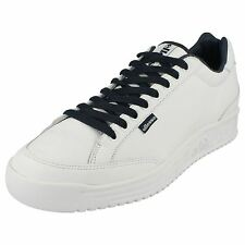 MENS ELLESSE TRAINERS (WHITE)