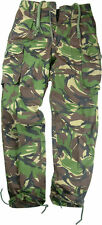 MILITARY CAMOUFLAGE ARMY TROUSERS COMBAT SOLDIER 95 TROUSERS - GRADE 1 USED