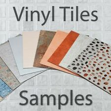 Sample Of Quality Vinyl Flooring Tiles Strips & Planks Suitable For All Areas