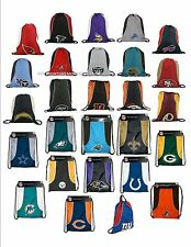NFL TEAM BACK/SLING SACK NEW AND ON SALE, CHOOSE YOUR TEAM