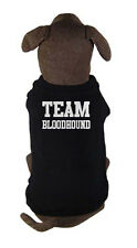 TEAM BLOODHOUND - dog and puppy t-shirt  - pet clothing - all sizes