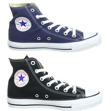 Converse All Star Hi Top Mens Black Trainers Size 12 to 16
