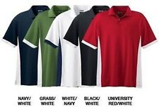 NEW ADIDAS Golf Mens ClimaCool Color Block Shirts Polos ALL SIZES/COLORS A28
