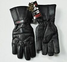 Leather Thinsulate  Winter Motorcycle Gloves  NEW Large XL XXL FREE SHIP