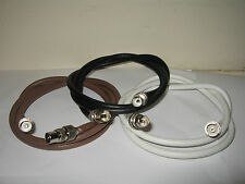 TV Ariel Lead video lead TV Lead, Ariel Cable RF lead made to measure and order