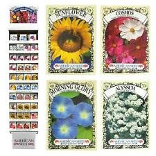 Various Flower Seeds Home Garden Planting Assorted Colors Mix (by American Seed)