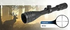 DEBEN HAWKE SPORT HD AO RIFLE GUN SCOPES OPTICS 3-9X40 OR 3-9X50 MILL DOT (mh1)