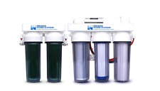 PREMIER  AQUARIUM REEF REVERSE OSMOSIS DI /RO WATER FILTER 6 STAGE MADE IN USA